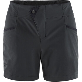 Klättermusen Vanadis 2.0 Shorts Dame dark grey